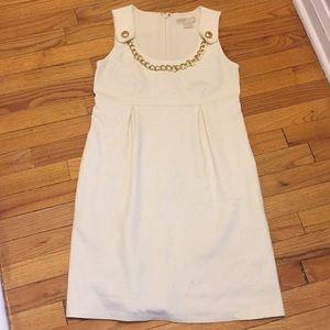 Michael Kors women's sleeveless dress
